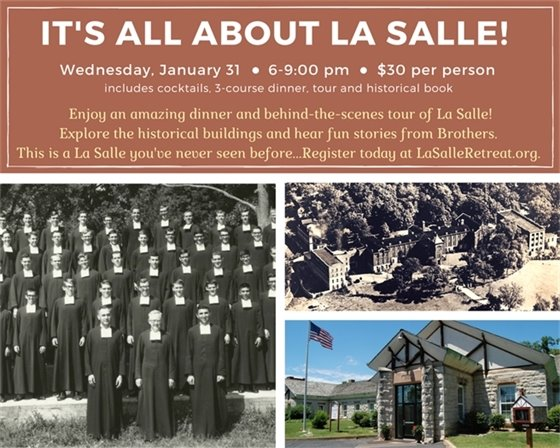 It's All About La Salle - Gala on January 31, 2018